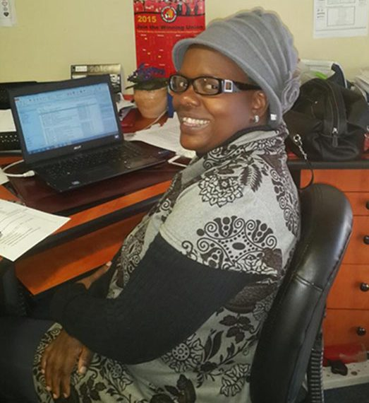 Vonani Mabuza - Educational Liason Officer VRDT